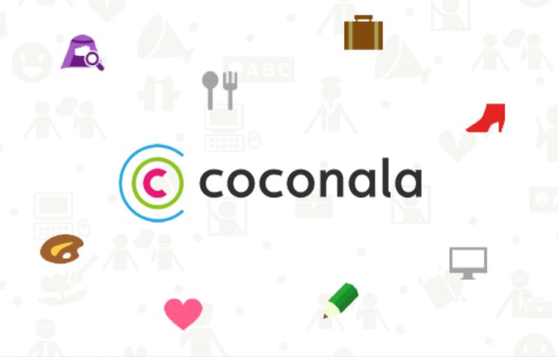 ココナラ ロゴ画像