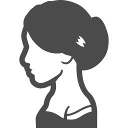 女性 アイコン